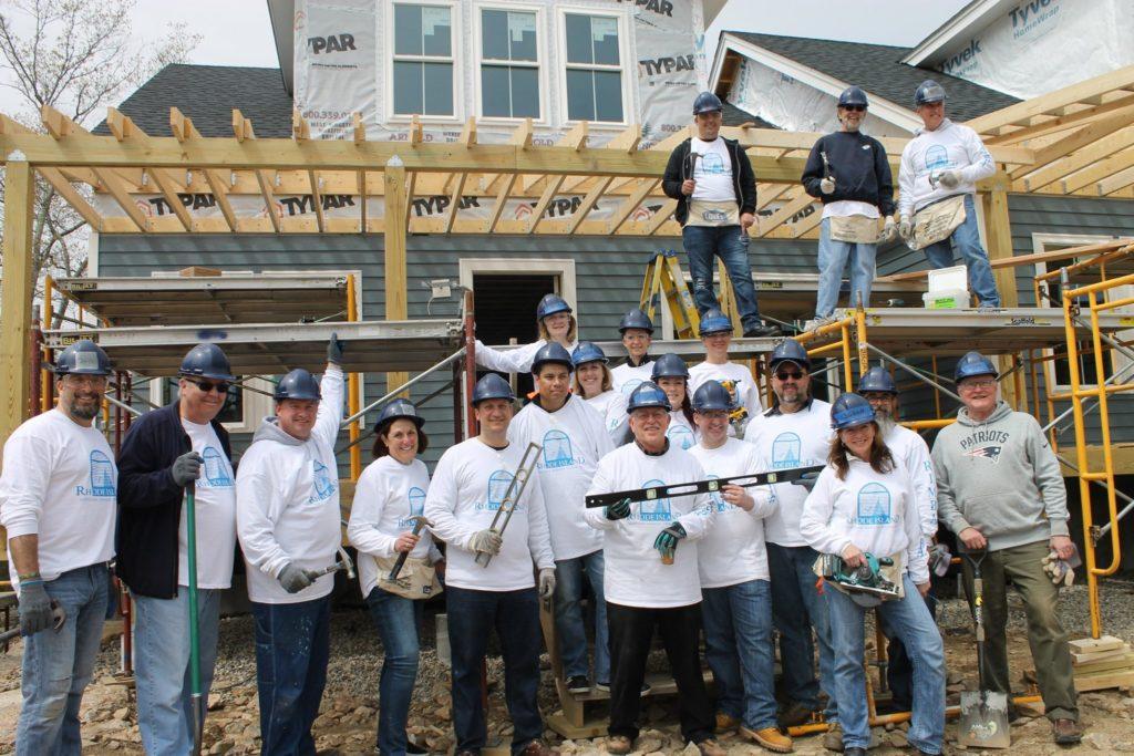 Rhode Island Mortgage Bankers Association Helps Build