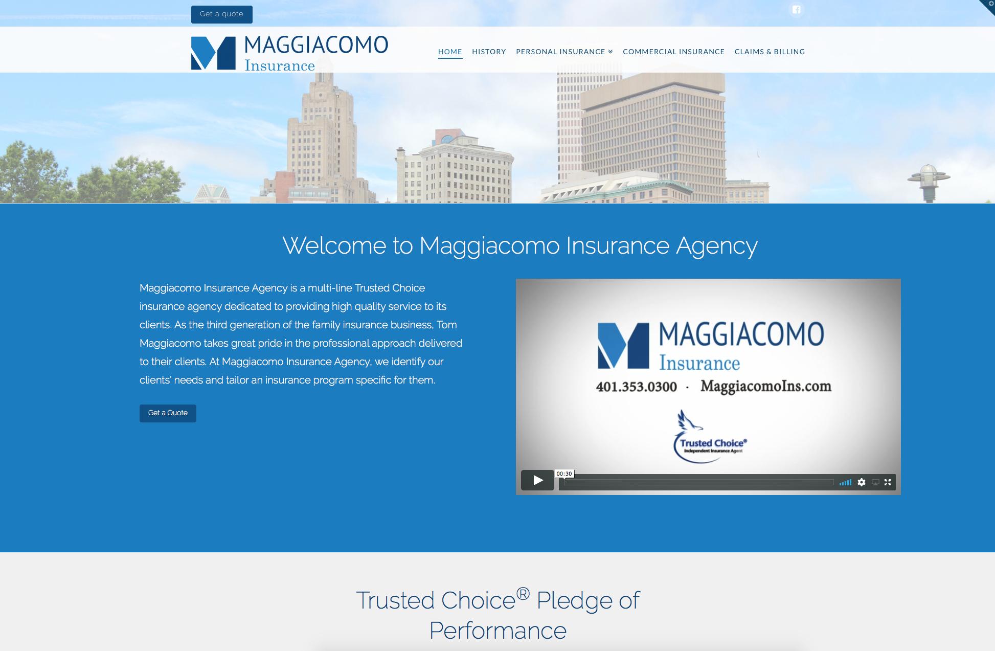 Maggiacomo Insurance