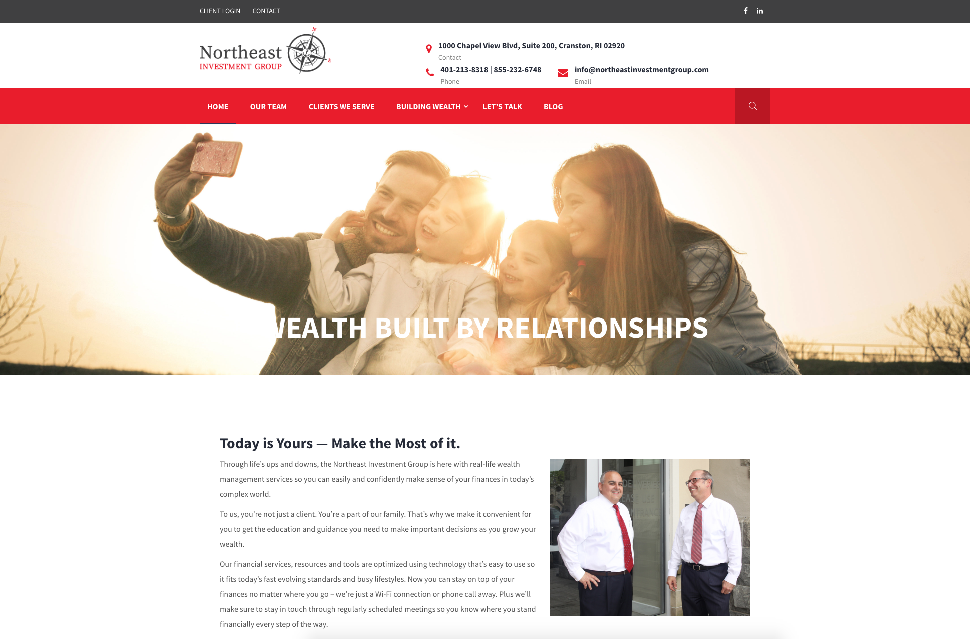 Northeast Investment Group