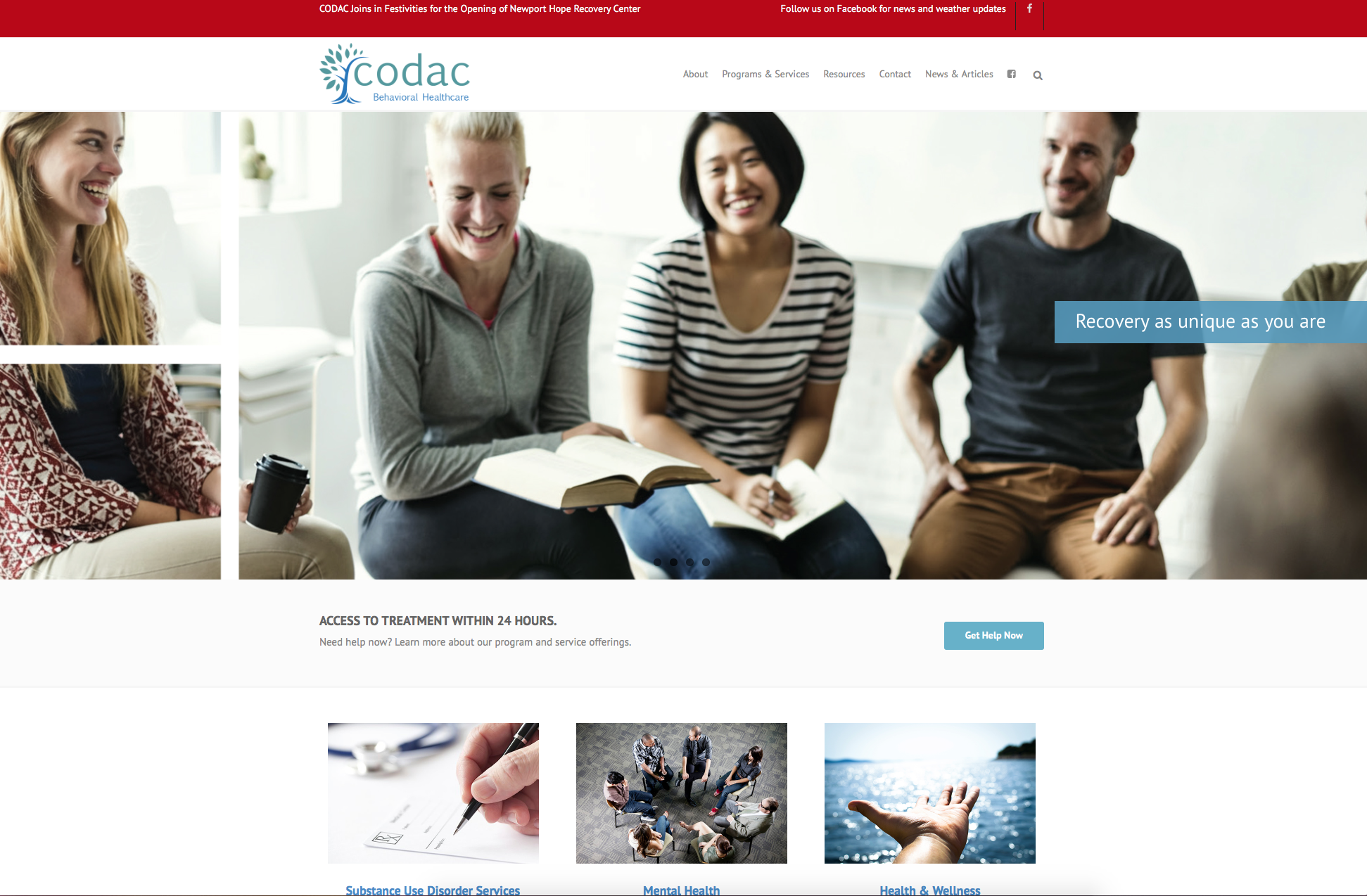 Codac Behavioral Healthcare
