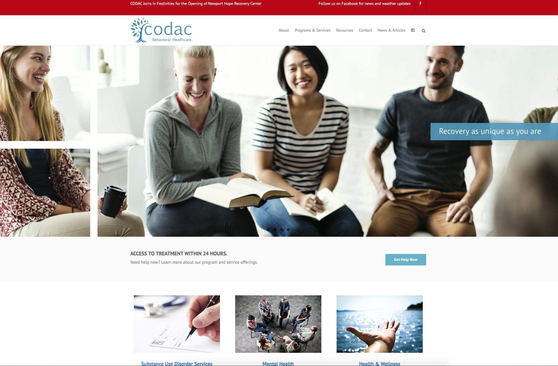 Codac Behavioral Healthcare