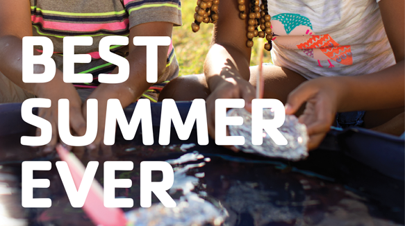 YMCA Best Summer Ever nonprofit campaign