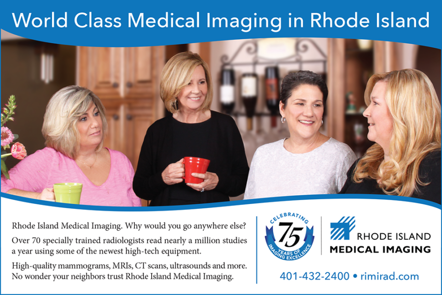 RI Medical Imaging Ad